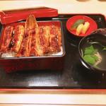 うなぎ曳馬 - 料理写真:特上うな重