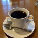 イル・ウエスギ  - 食後はやっぱりこコーヒーを