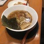 ラーメンひふみ - 醤油ラーメン  700円