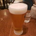 ファンゴー - 生ビール(ハッピーアワー)