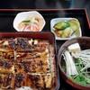 うなぎのきしかわ - 料理写真:うな重(松)。