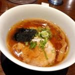 114547632 - ミニ醤油らぁ麺