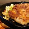 ビストロ モン - 料理写真:ポークステーキ、地元豚肉使用!(^^)d