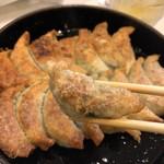 博多祇園鉄なべ - 焼き餃子 500円