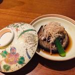 Nihonryourisetouchi - 煮物は身欠き鰊を使ってました
