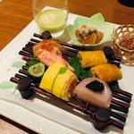 Nihonryourisetouchi - 前菜