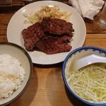 114556413 - 牛たん定食 C(6枚)  2,200円