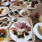 日光ステーションホテルクラシック - 料理写真:朝食