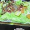 原田農園 - 料理写真:BBQ焼いてるところ