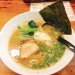 三代目麺処まるは極 - 九十九里煮干らーめん  780円