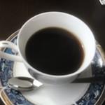 リセンヌ - セットメニューのコーヒー