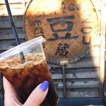 マメ蔵 - 【アイスコーヒー ¥390】