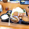 とんかつ しお田 - 料理写真:32℃豚ロースかつ定食