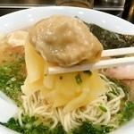 こうや麺房 - こうや麺房@本郷三丁目 雲呑麺 雲呑