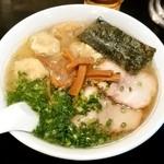 こうや麺房 - こうや麺房@本郷三丁目 雲呑麺(880円)
