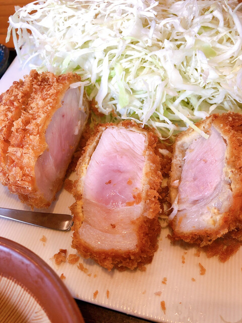とんかつ しお田 - 32℃豚ロースかつ