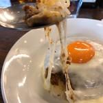 MOKUBAZA - 伸びるチーズ