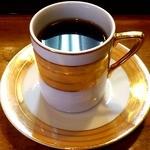 寿司鉄 - 寿司鉄 @平和台 ランチに付く食後のコーヒー
