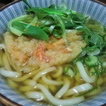 11457853 - 地海老天ぷらうどん定食 750円