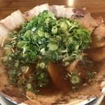 神戸ラーメン 第一旭 - かなりの迫力ですよ!(2019.8.31)