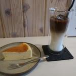 Cafe Chienomi - 今回食べたもの