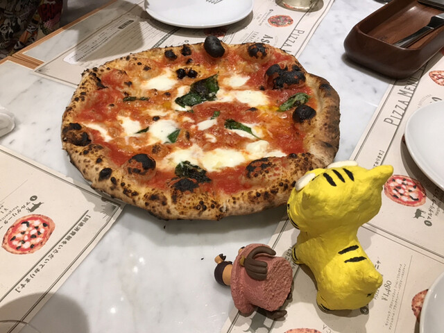 Pizzeria Asso da yamaguchi ピッツェリア アッソ ダ ヤマグチ>