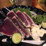 居酒屋 葉牡丹 - 鰹たたき