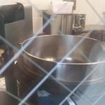 くりや製麺直売所 - プースー製造施設
