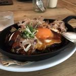 サンデイズフード - 厚焼き豚玉