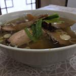 中華食堂仙成 - 料理写真:チャーシュー麺
