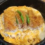 みき寿司 - ミニかつ丼