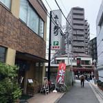 よし寿司 - 外観写真:外観