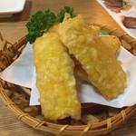 けん太居酒屋 - 弘前の季節の味 嶽きみ天ぷら