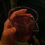Misonobaru - ローズヒップの梅酒