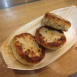 11459567 - 「フカヒレ入り焼餅(シャオピン) 3ヶ ¥500」