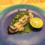小太郎 - クリーミーな牡蠣の塩辛