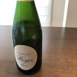 114591440 - 一杯目、乾杯のシャンパン^_^
