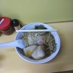 トモエ - チャーシュー麺900円!