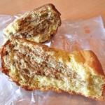すぎうらベーカリー - マーブルバナナ シフォンケーキ