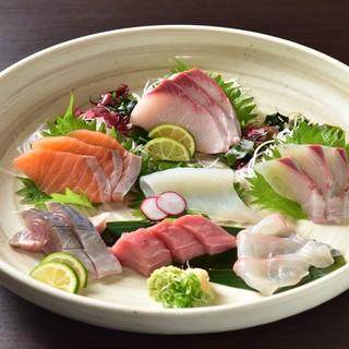 鳥取の新鮮な魚から、低温仕込みの料理まで