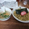 Menyafukuzo - 料理写真:夏限定煮干しつけ麺 中盛り1,100円