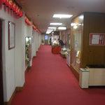 めでたい焼 - 歌舞伎座3F廊下