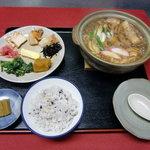 ふじ田 - みそ煮込みと和風おかずセット身体に優しい野菜中心の健康食