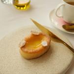 フィリップ・ミル 東京 - 茶菓子