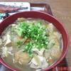 Sobadoujouinakaya - 料理写真:ケンチンそば アップ