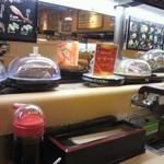 無添くら寿司 - 日本初!「鮮度くん」がまわってました。
