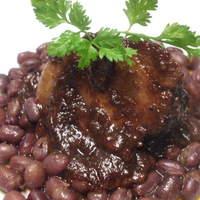 トラットリア カーサ カルマ - 信州ジビエ猪の赤ワイン煮込 トスカーナ風