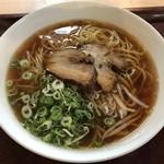 名阪上野ドライブイン 名物麺コーナー - 料理写真:半蔵ラーメン