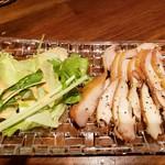 南あわじ美食農園オリザ - 自家製鶏のロースト