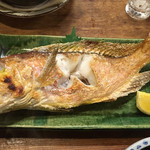 久鶴 - 料理写真:甘鯛塩焼き